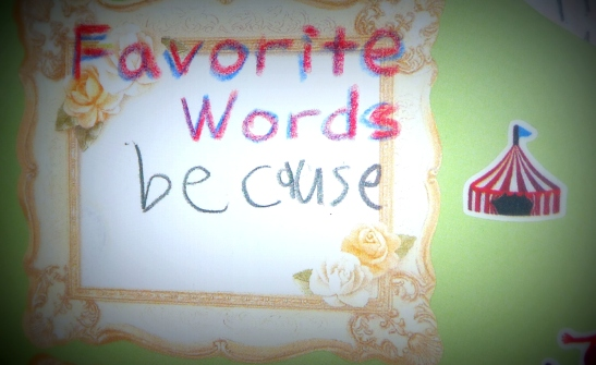 Some a little random. But then again, I taught them how to spell that.